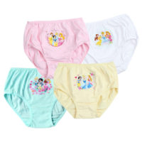 12 Pack Girl Kids Thong Underwear Cute Cartoon Children Underwear-Kids store in Nairobi,Mombasa-Kenya