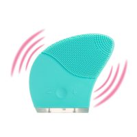 CE RoHS FDA Approved High Quality Silicon Face Cleanser Cleansing Silicone Facial Brush- Buy online & Pay on Delivery in Kenya