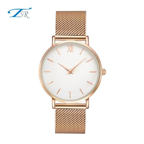 2018-Rose-gold-women-watches-with-customer
