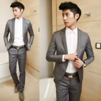 Latest Design Top Brand Men Formal Coat Pant Weddings Suits-Buy Men Clothing at Best Price in Kenya