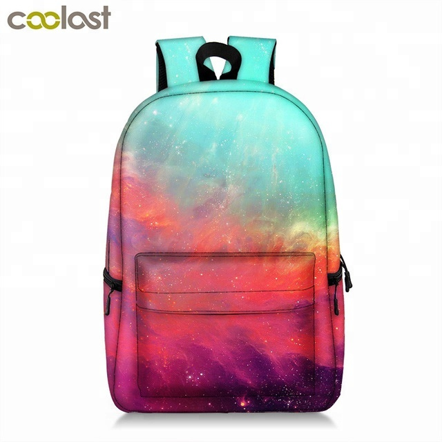 Cool Universe Star Backpack Teenager Boys Girls Galaxy Planet School Bags Kids Laptop Knapsack Children School Backpack Bag Kids Wear In