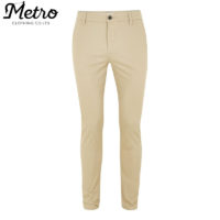 Custom Skinny Casual Style Mens Chino Pants