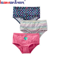 Breathable cute cartoon kids girl underwear-Kids clothing store in Nairobi,Mombasa-Kenya
