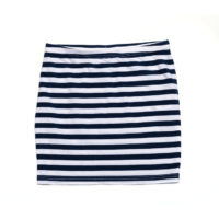 Girls yarn dyed single jersey fitted cotton little girl pencil skirt-Kids clothing in Mombasa,Nairobi-Kenya