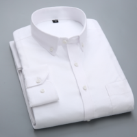High qualityNew shirt men Long Sleeve 100% Cotton Casual White Slim Fit camisa business Classic Mens Dress Formal Shirt–Buy Men Clothing at Best Price in Kenya