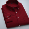 High-quality-2018-New-shirt-men-Long (3)