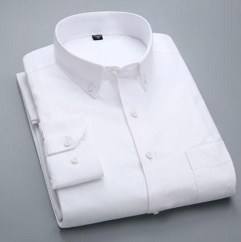High-quality-2018-New-shirt-men-Long