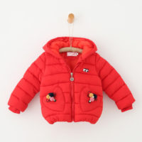 Latest baby girl winter warmer jacket children clothing and lovely pocket baby jackets with hoodie 1021-Kids store in Mombasa,Nairobi-Kenya