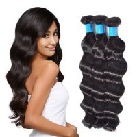 Natural Organic long hair apply,virgin human hair from very young girls,10A unprocessed virgin brazilian hair naked black women-Hair in Kenya