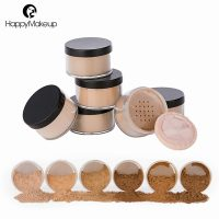 New Face Makeup Loose Powder Foundation (6 Color for option)-Makeup in Kenya