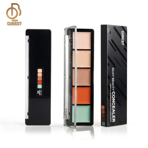 Qibest-Best-Price-Concealer-Pallet-For-Oily (2)