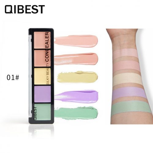 Qibest-Best-Price-Concealer-Pallet-For-Oily