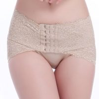 Seamless Breathable Ladies Lace Underwear Low-waisted Bodysuit Pants-Best Womens Clothes Online in Kenya