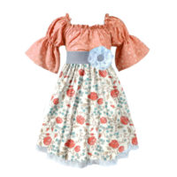 party girl dress-Kids clothing store in Mombasa,Nairobi-Kenya