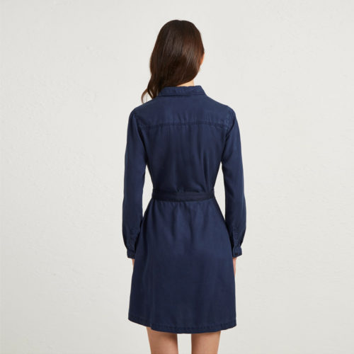 Button-up-long-sleeve-belted-short-navy (3)