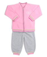 Baby Girl Polyester Fleece Outerwear with Embroidery for Spring Autumn-Kids wear in Nairobi,Mombasa-Kenya