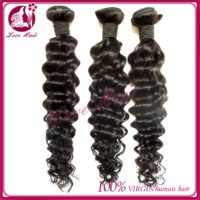 Grade 5A deep wave peruvian virgin hair-Hair in Kenya
