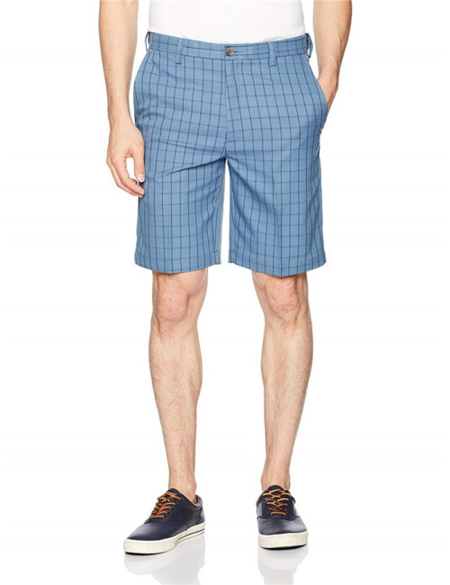 100-polyester-plaid-shorts-for-men-expandable (2)