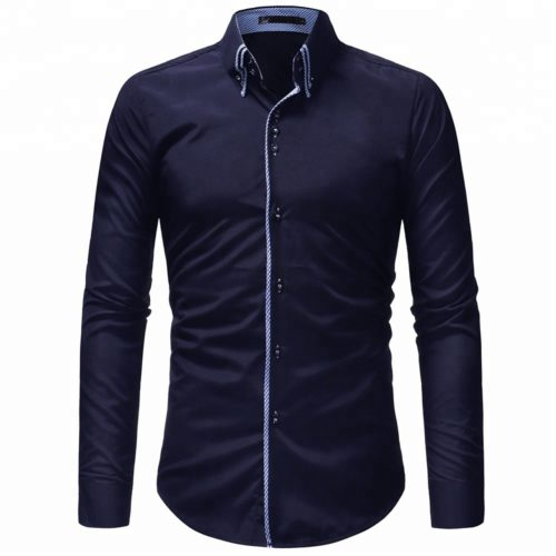 Breathable-Mens-Casual-Dress-Shirt-Quick-Dry (2)