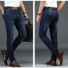 JS0801-Straight-leg-denim-jeans-pant-loose (1)