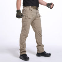 Men's Tactical Pants Army Cargo Pants lightweight Military Camouflage Trousers For Men