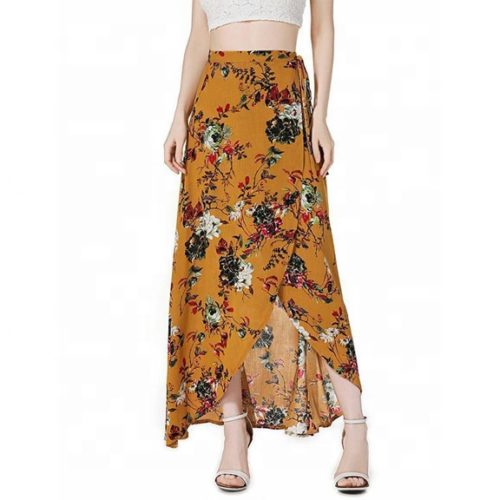 OEM-Clothing-Low-MOQ-Chiffon-Floral-Printed (1)