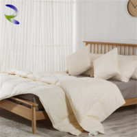 Super grade stitching insert winter blanket duvet for hotel