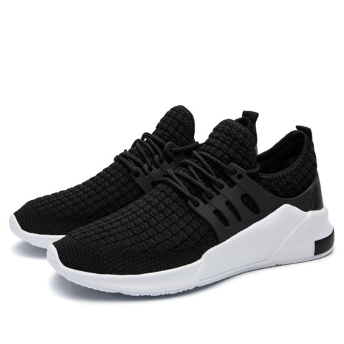 Comfortable-fashion-flymesh-sport-mens-black-casual (1)