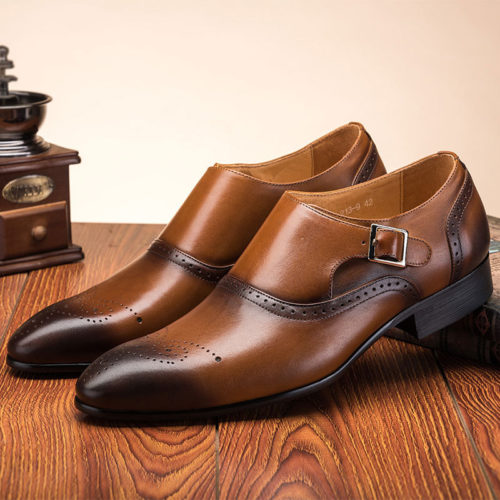Factory-custom-comfortable-business-casual-men-genuine (2)