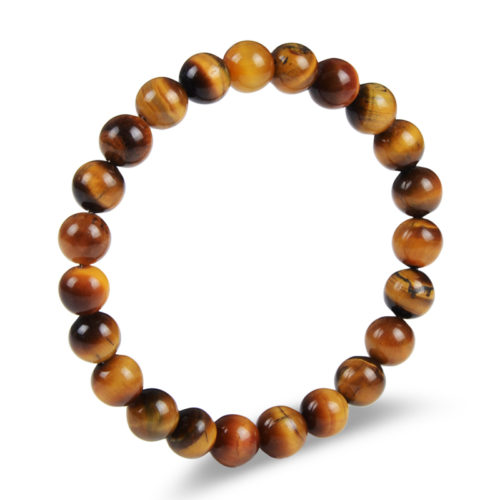 New-Jewelry-19cm-Tiger-Eye-Agate-Natural
