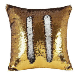 Nice quality customized all kinds cushions home decor sequin throw pillow