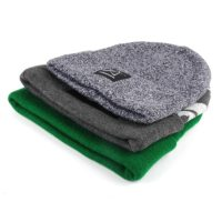Knitted men beanies hats baggy