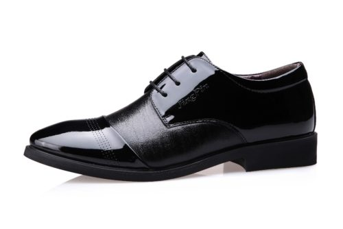 hot-selling-black-Leather-shoes-officer-men (1)