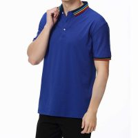 Golf men's polo shirt for men
