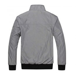 Mens Casual Jackets Lightweight Slim Fit Bomber Jackets Classic Outerwear Windbreaker for Mens Coats