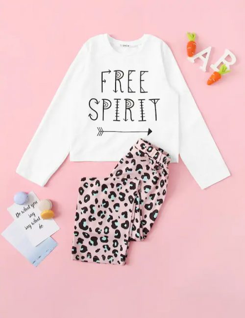 Wholesale-Kids-Girls-Cute-Letter-Print-Top