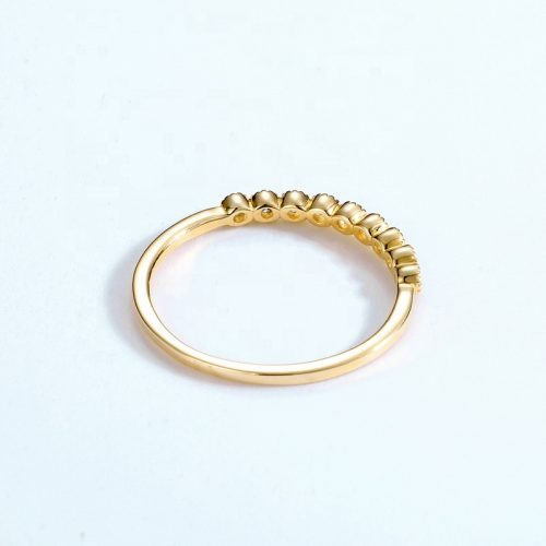 Minimalist-stackable-design-pave-CZ-ring-solid