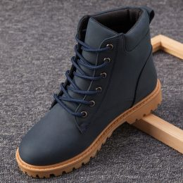 Low Price Outdoor Hiking Ankle Boots Leather Upper Men Work Steel Toe Boots Casual Shoes in Kenya