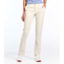 Women Chino Pants Cotton Trousers Regular Fit Casual Cotton Custom Long Women Chino Pants in Kenya