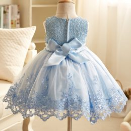 Tulle Dresses Lace Ruffle Tutu Dress For Children in Kenya